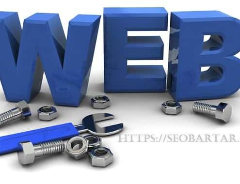 طراحی سایت بدون برنامه نویسی